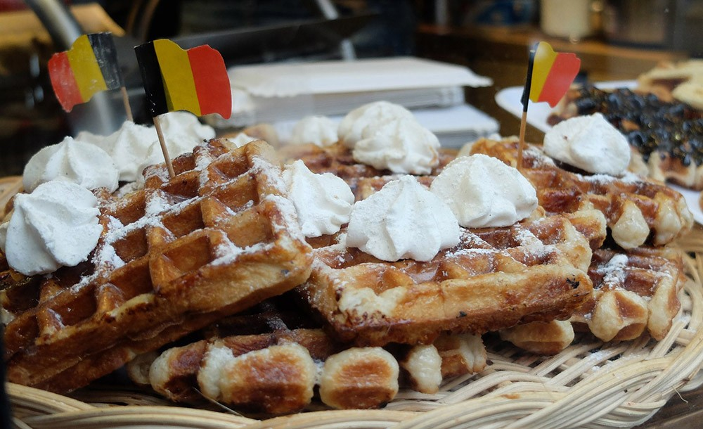 24 Hours in Antwerp: where to eat the best fries, waffles and chocoloate and drink the best Belgian beer