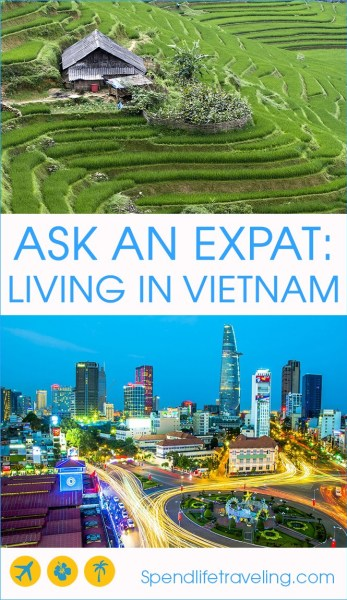 What is Vietnam really like? Interview with an expat about moving to and living in Ho Chi Minh City, Vietnam. #expat #vietnam