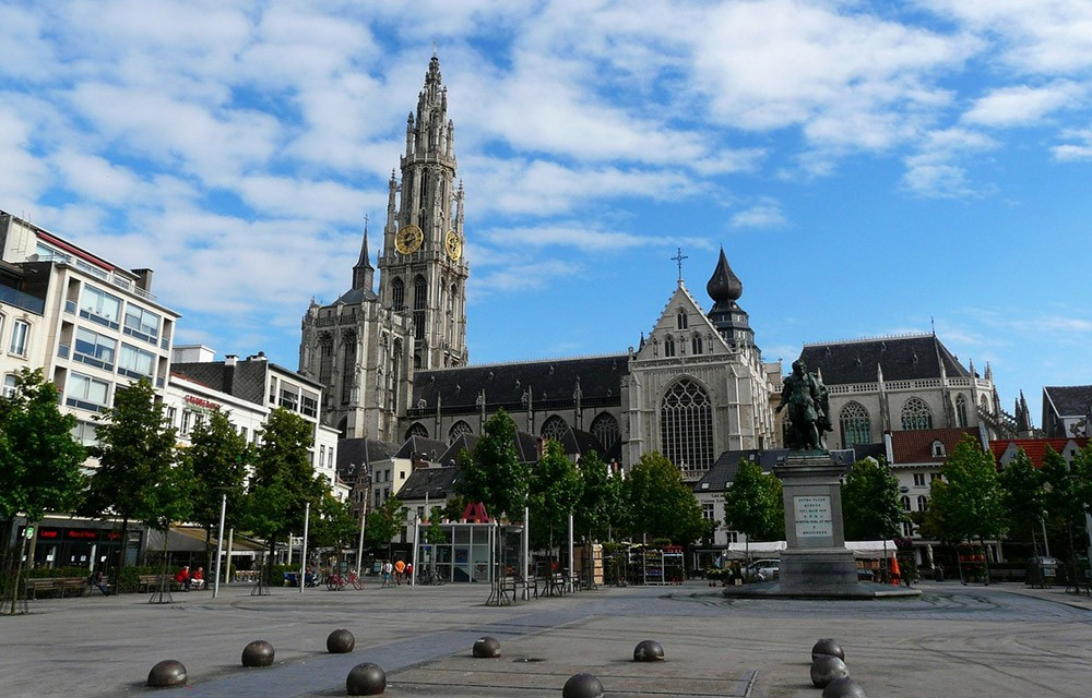 24 hours in Antwerp: what to see & do - Cathedral of Our Lady