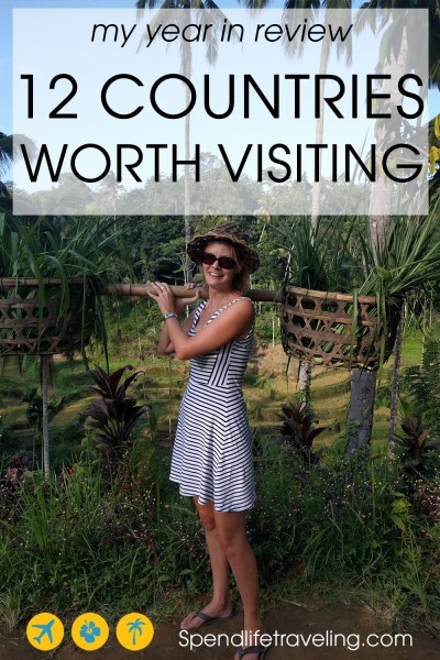 12 Countries Worth Visiting