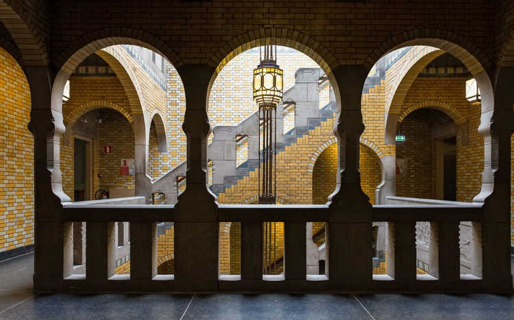 Amsterdam event: open monuments day