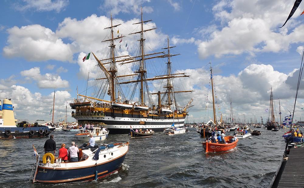 Best Amsterdam event: Sail Amsterdam