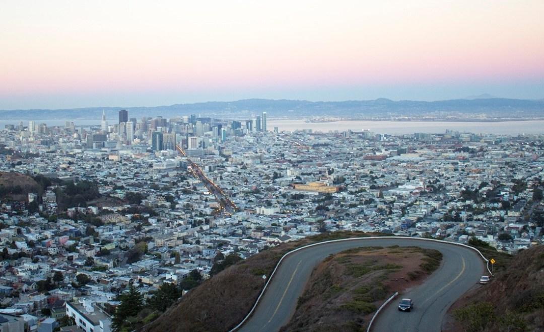San Francisco must visit: Twin Peaks