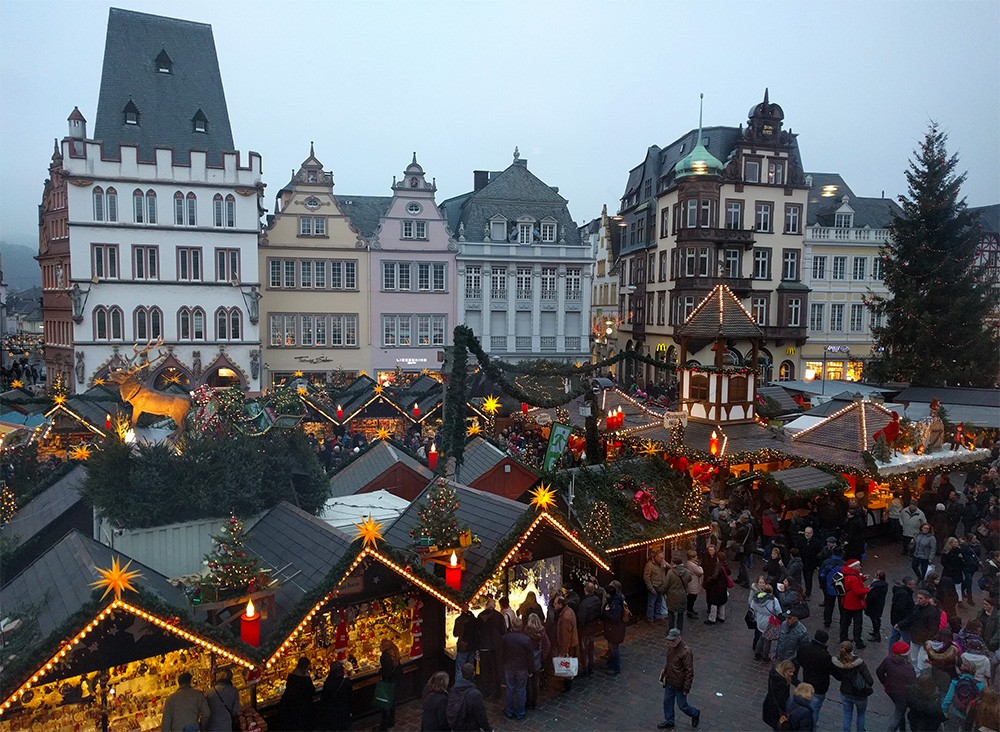 Trier, Germany Christmas market - What to see and do in Trier
