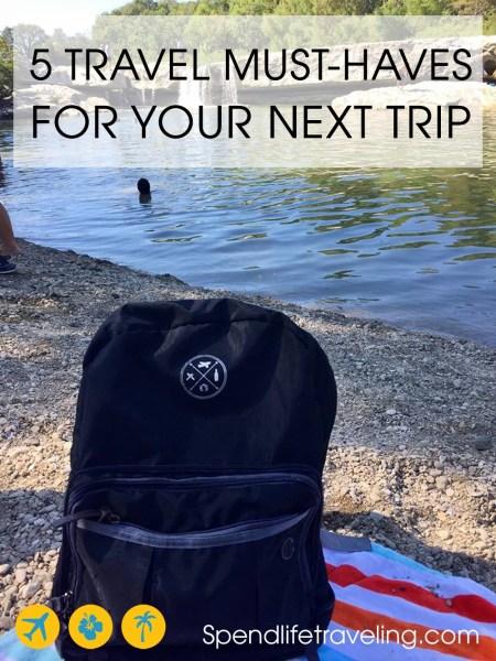 5 Top Travel Accessories