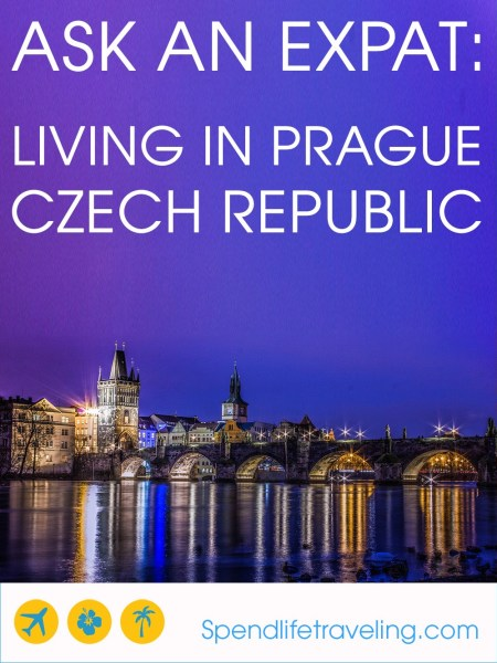 Prague: interview with an expat