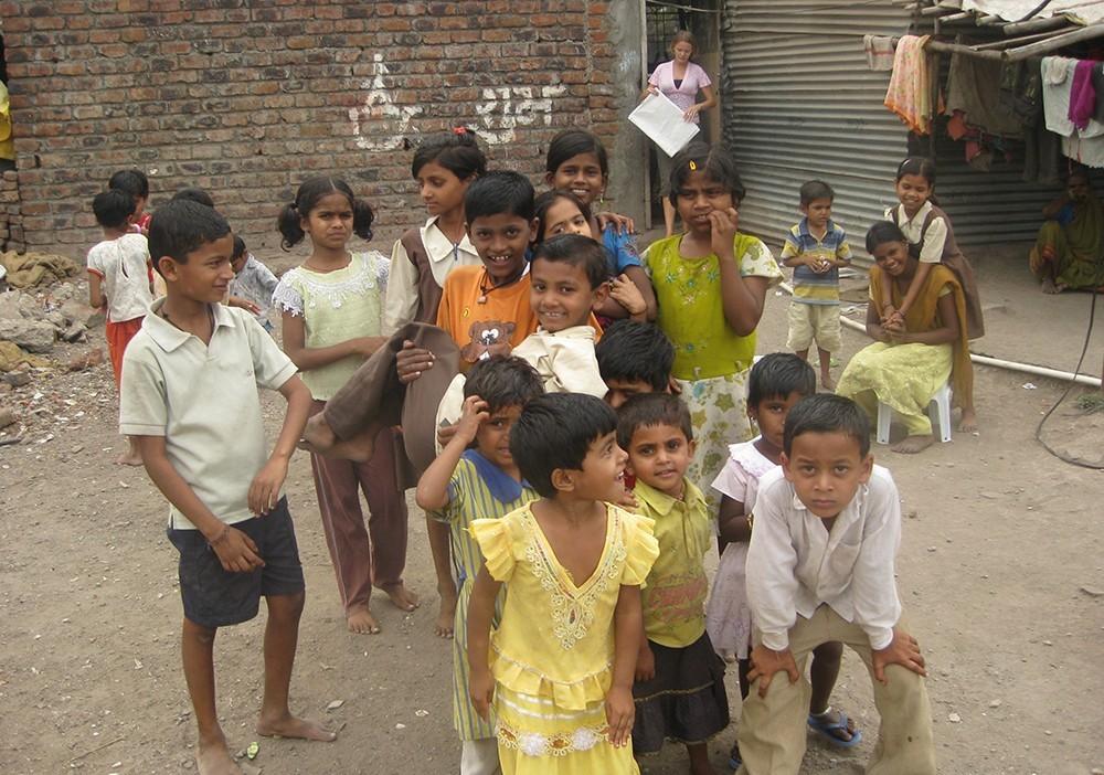 volunteer abroad: teaching English in India