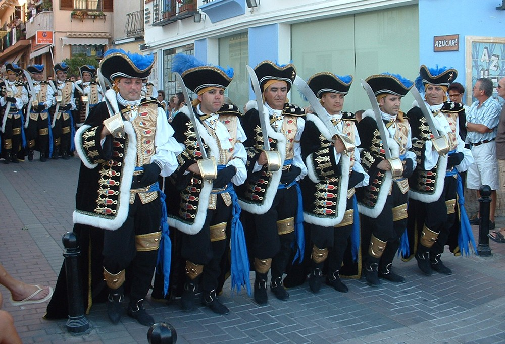Crazy festivals in Spain: Moros y Cristianos