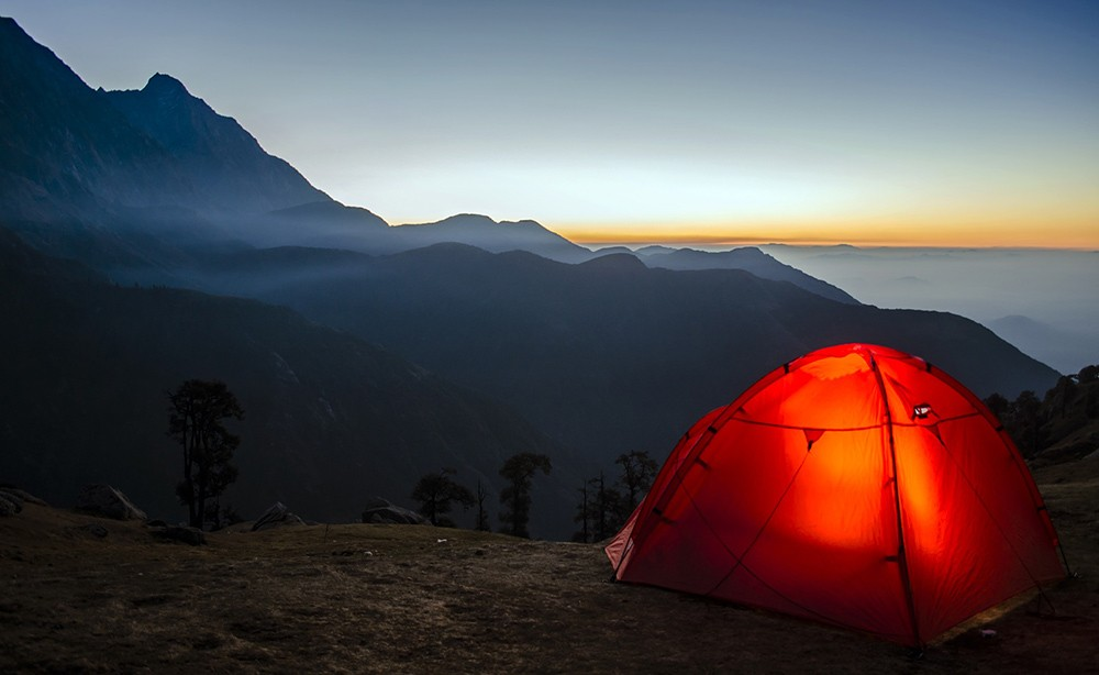7 Best Camping Spots In California