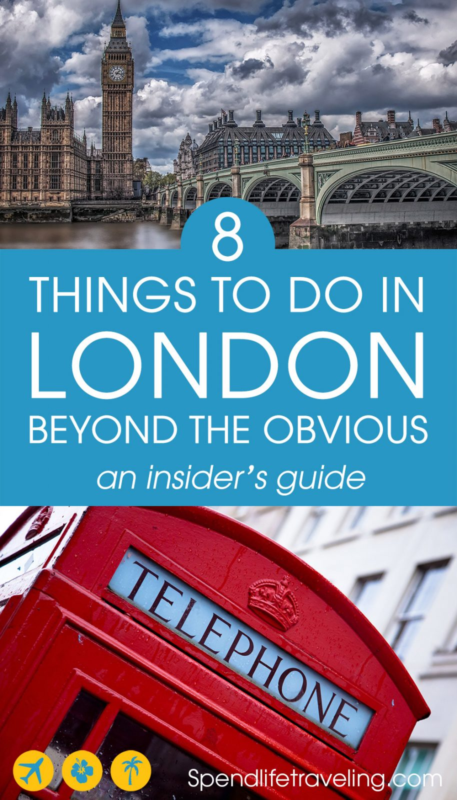 An insider's guide to what to see & do in London beyond the obvious tourist attractions listed in every guidebook. #London #traveltips #citybreak #cityguide #insidertips