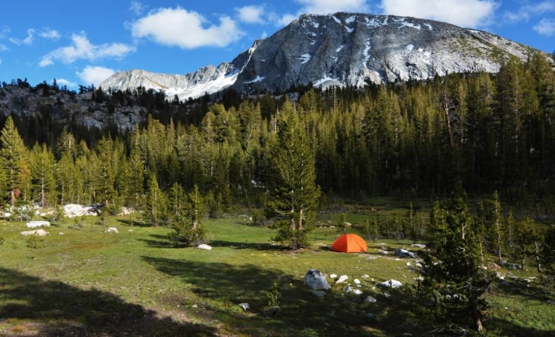 Top camping spots in California: Yosemite National Park
