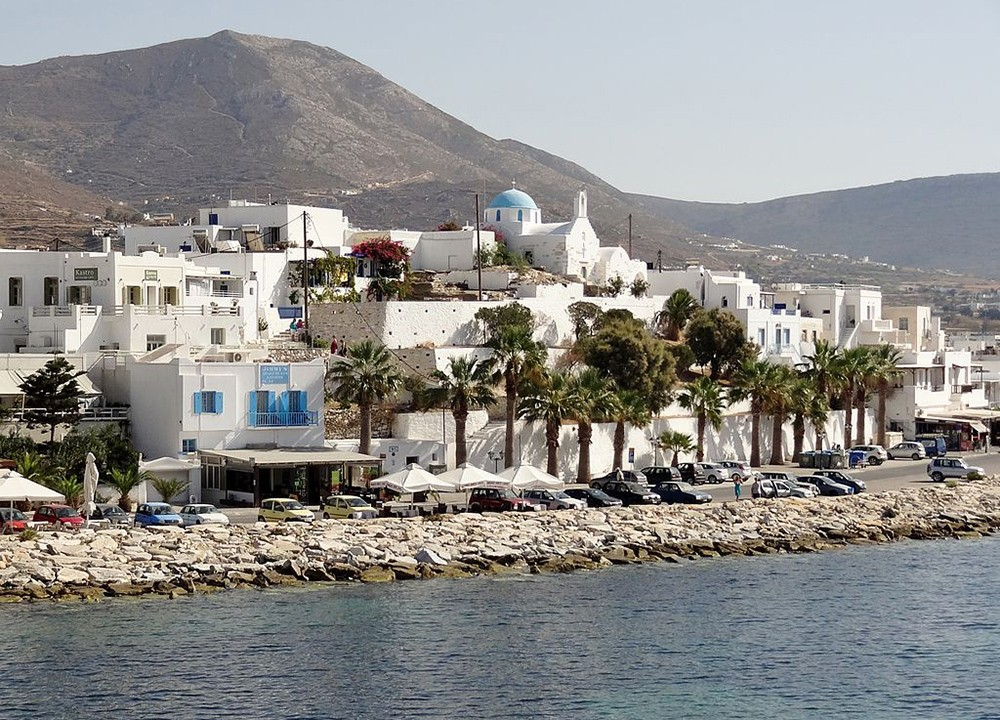 Paros, a must visit in Greece
