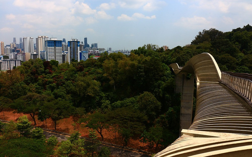 Things to do in Singapore: Southern Ridges