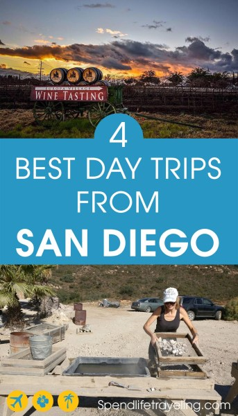 4 Best Day Trips From San Diego, California (That Aren't Theme Parks)