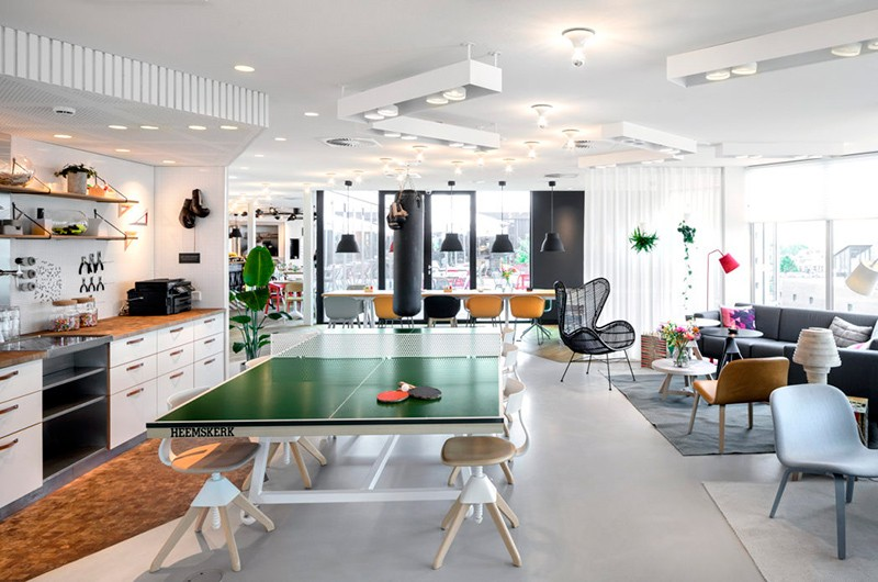 Best locations for working remotely in Amsterdam: Zoku