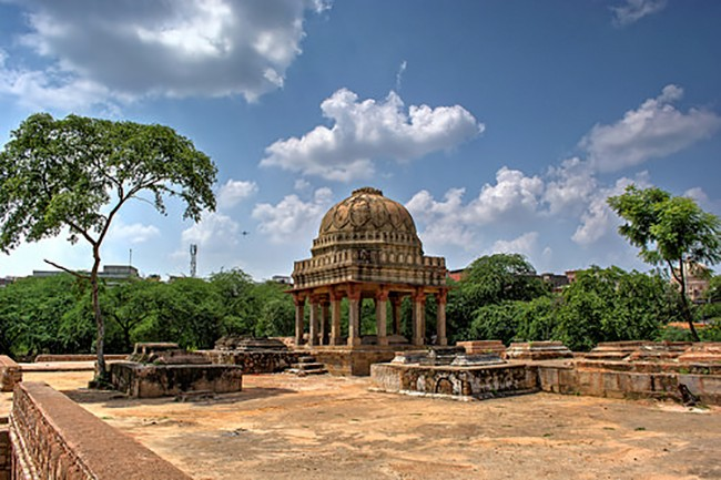 What to see and do in Delhi: Mehrauli