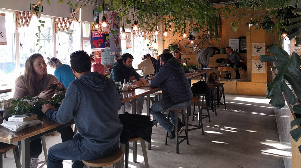 What to see & do in Eindhoven: stop for coffee at Coffeelab