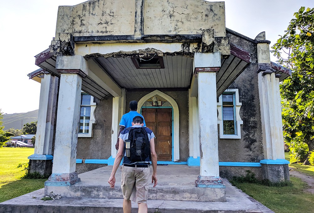 Things to know before traveling to Fiji - Church