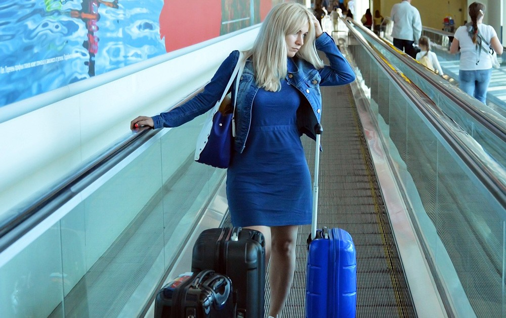 How to stay healthy during long-term travel - your luggage