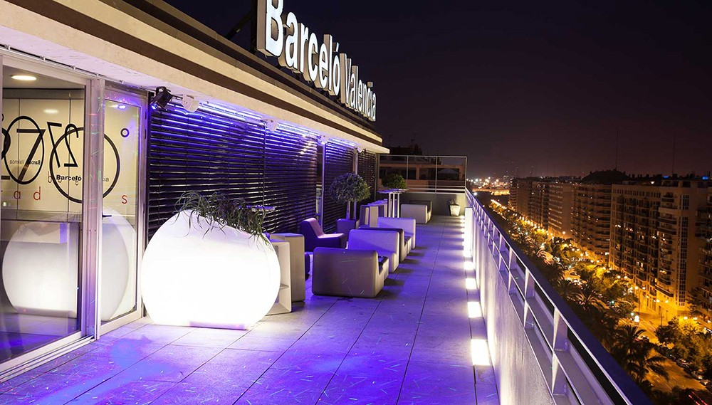The Best Rooftop Bars in Valencia, Spain