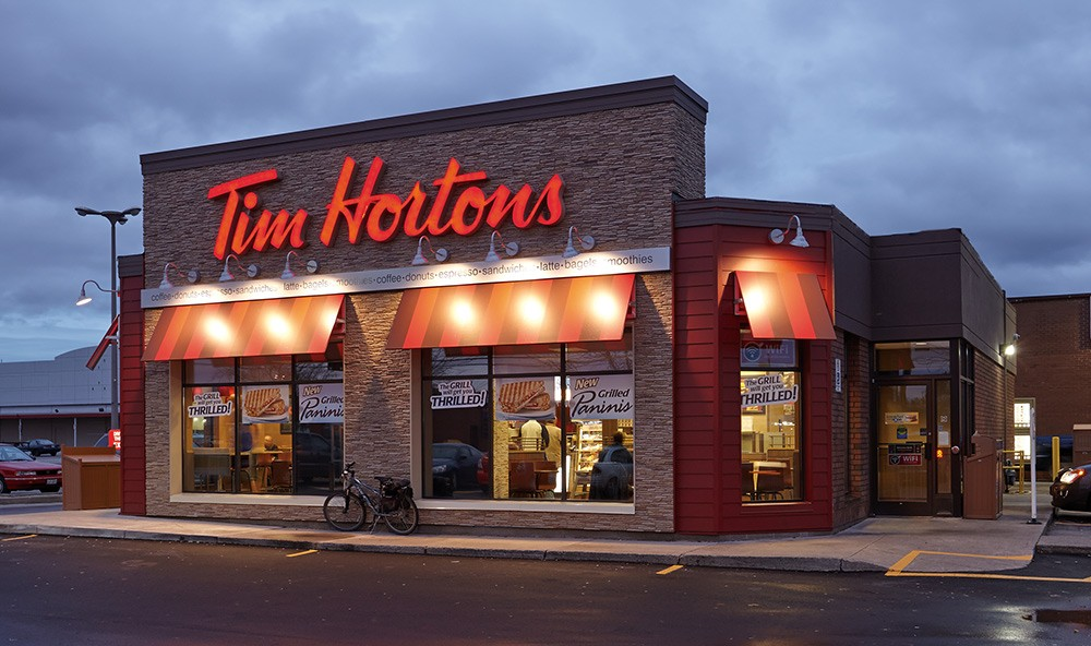 Things to know before traveling to Canada: Tim Hortons