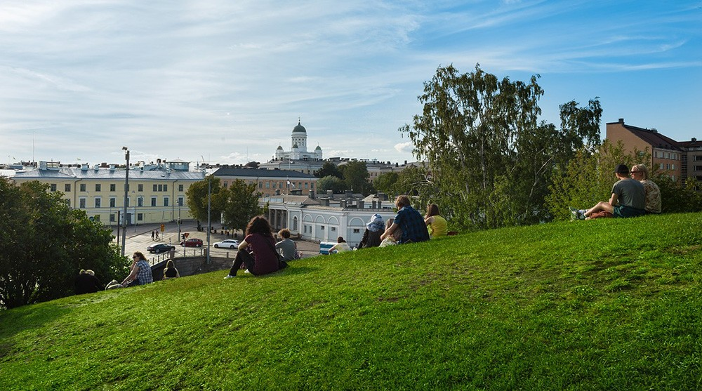 About Helsinki, Finland