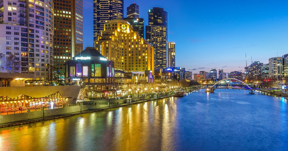 About life in Melbourne, Australia