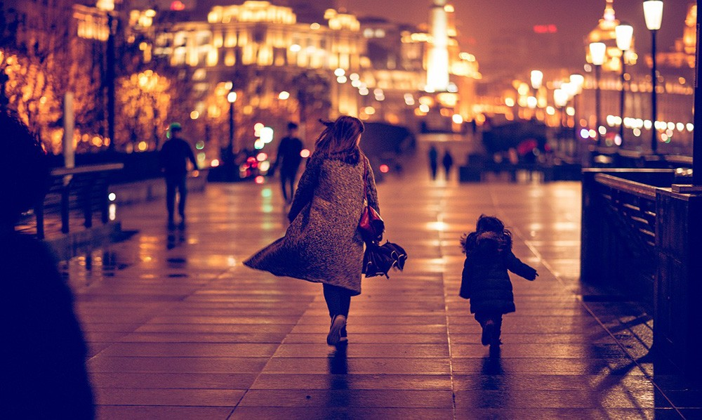 What do you like about life in Shanghai