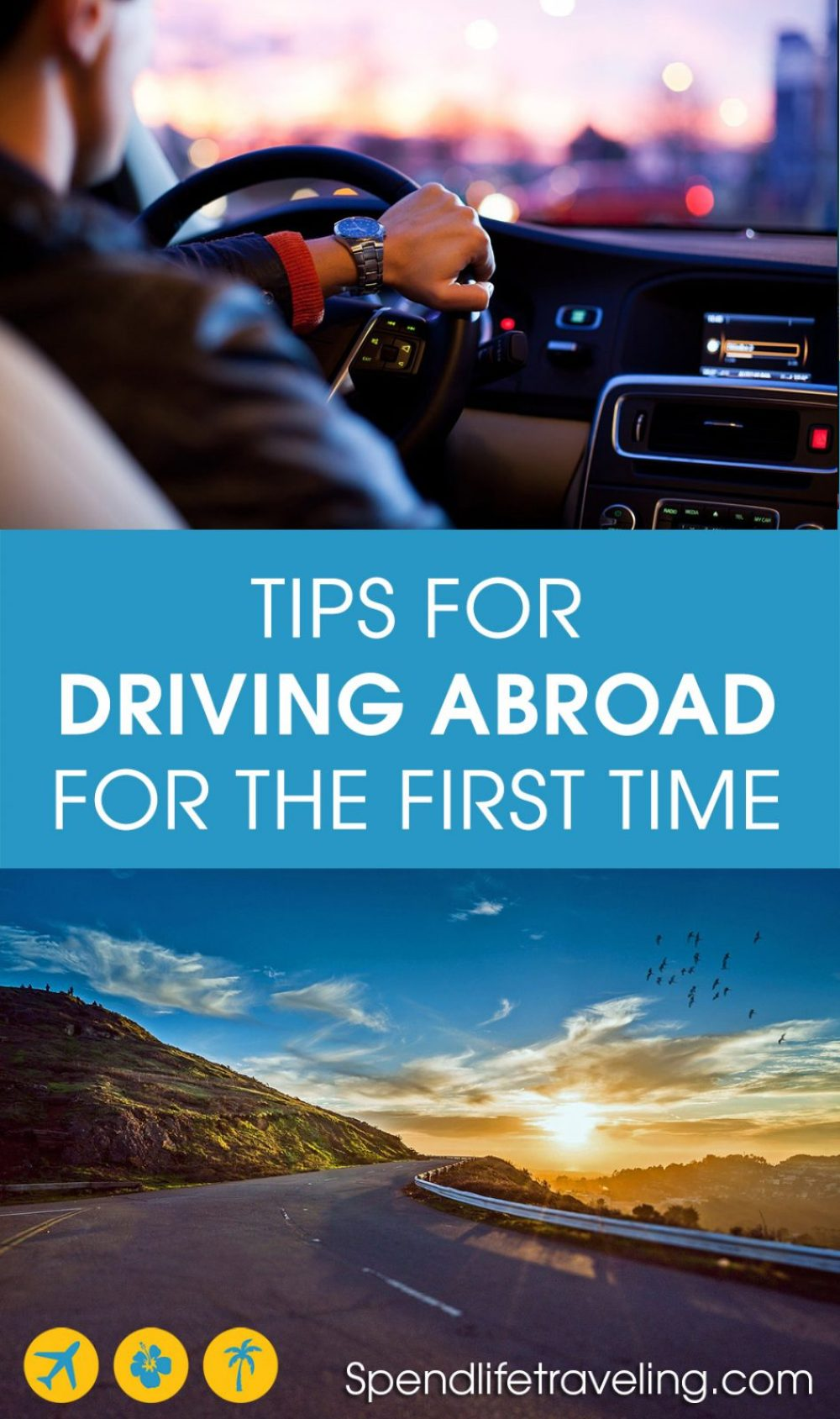 Are you planning to drive in a foreign country? Check out these practical tips to make your experience driving abroad a good one! #driveabroad #roadtrip #drivingabroad #drivingoverseas