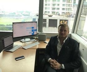 An expat living in Bangkok - Anton