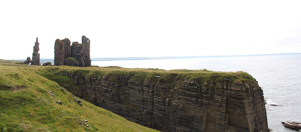 Day 2 of the 8-day North Coast 500 itinerary in Scotland - Castle Sinclair