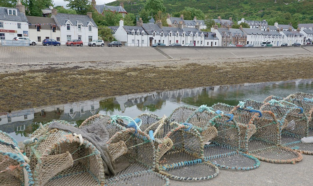 Day 6 of the 8-day North Coast 500 itinerary in Scotland - Ullapool