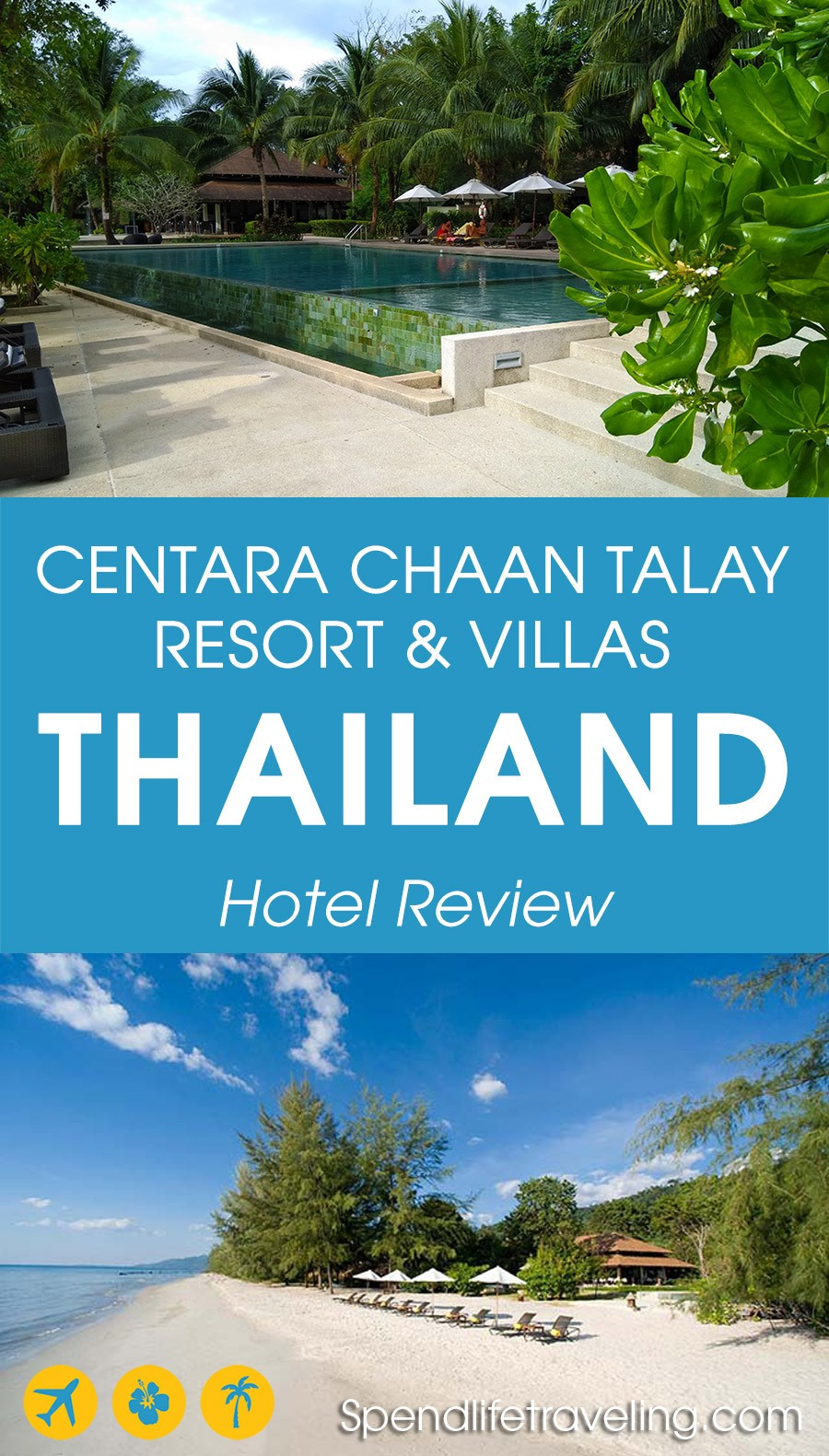 Are you looking for a resort in #Thailand to get away from it all? To relax on a quiet, tropical beach? Then Check out Centara Chaan Talay Resort & Villas in Trat. #Thailandresort #Thailandluxury #luxurytravel