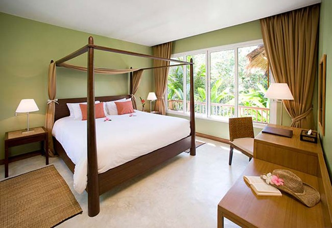 Review of the hotel room at Centara Chaan Talay Resort & Villas in Trat, Thailand