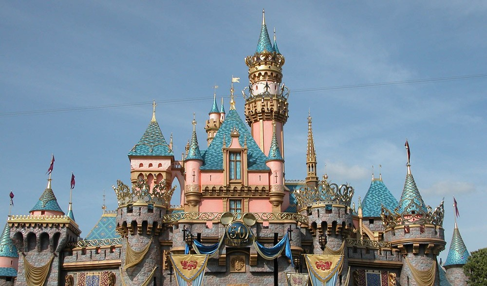 What to do on a family day out in Los Angeles: Visit Disneyland