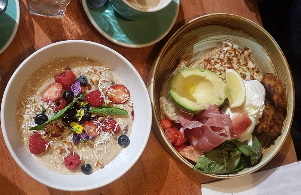 Brunch in Adelaide - A long weekend in Adelaide itinerary