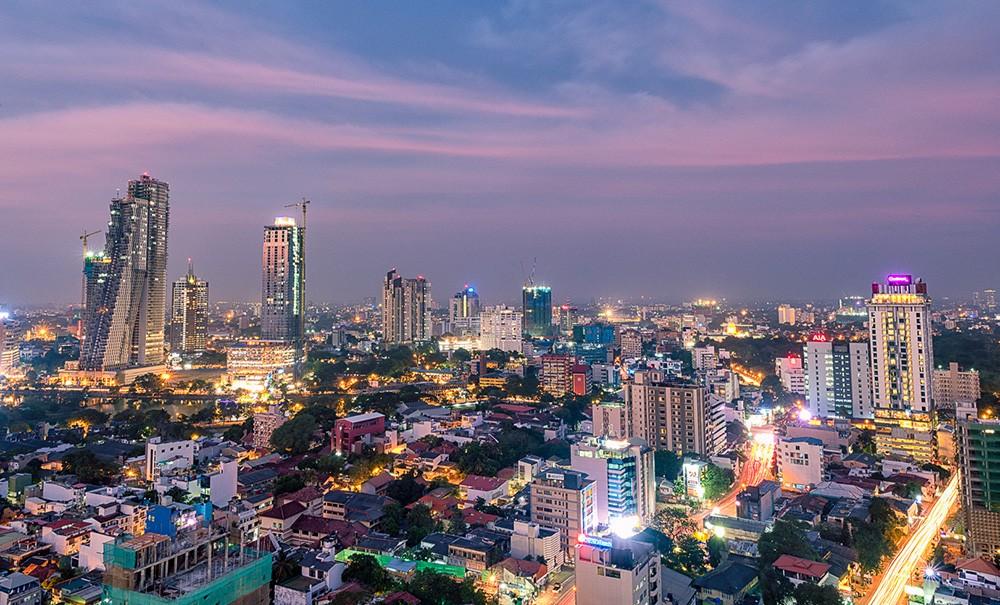 Expat living in Colombo, Sri Lanka