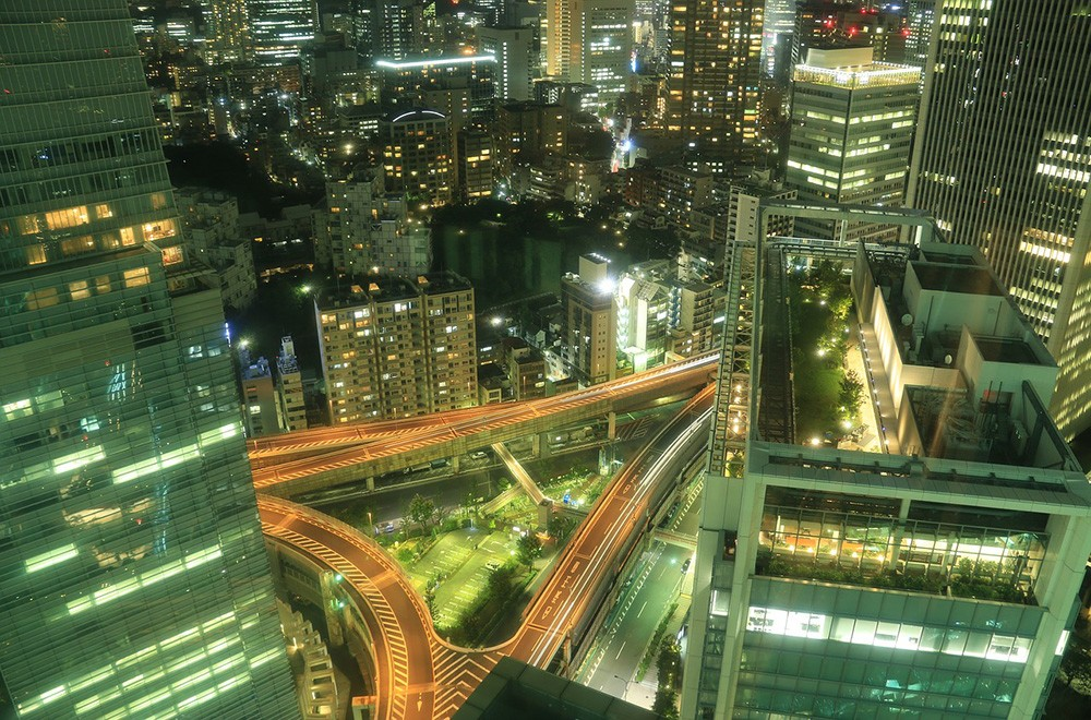 Places to visit in Tokyo if you love tech & innovation: Rappongi