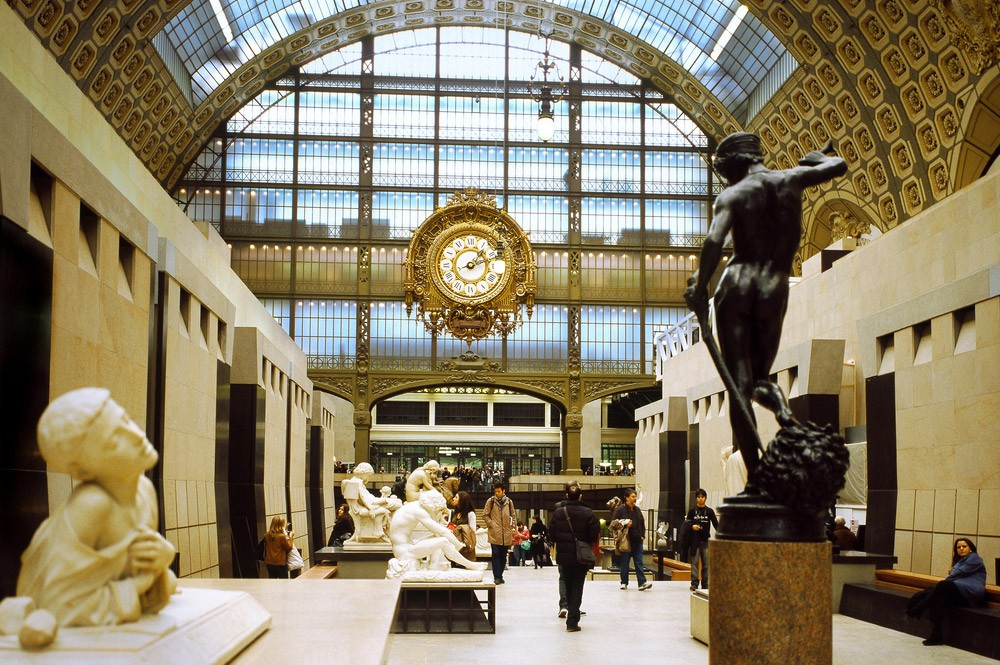 four days in Paris itinerary - Musee D'Orsay