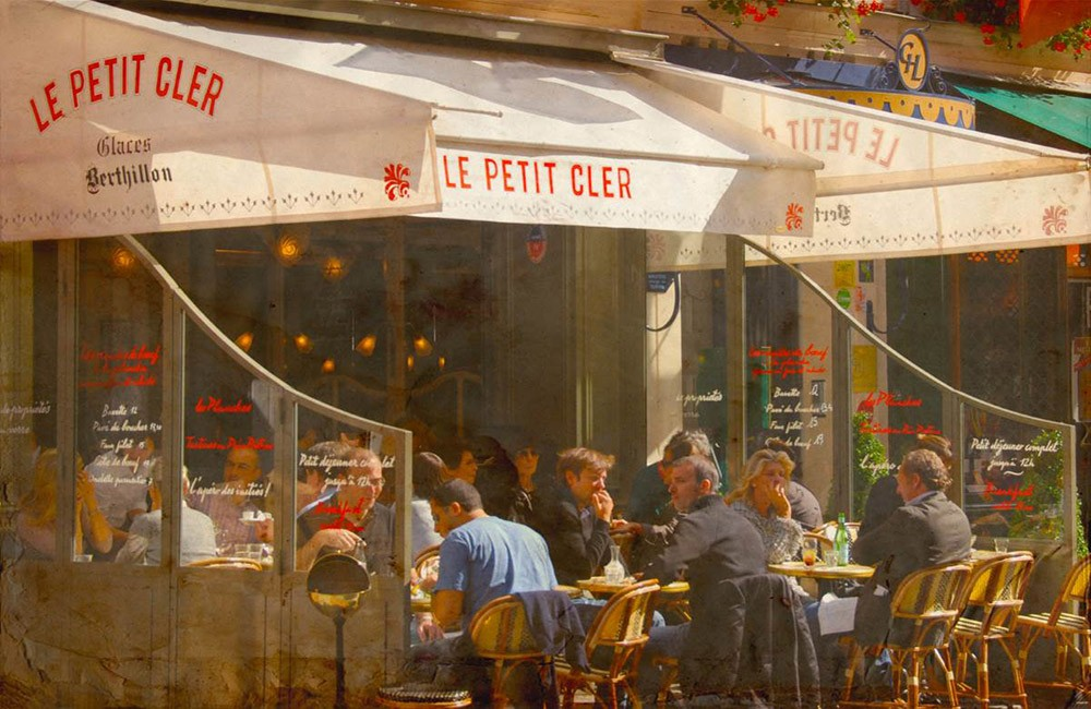 a 4-day Paris itinerary - places to eat in Paris