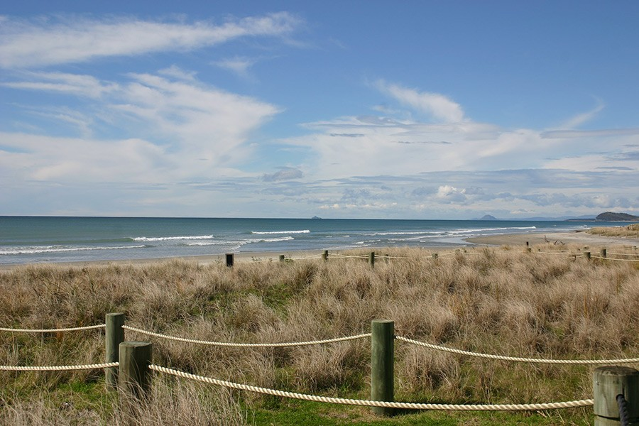 Waihi Beach - Part of the perfect New Zealand North Island road trip