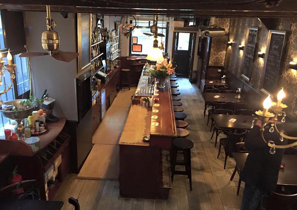 Best cheap restaurant in Amsterdam: 't Gasthuys