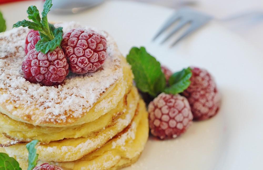 Amsterdam travel tips: eat pancakes at Moak