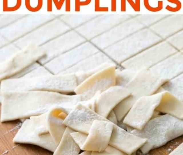 This Is My Go To Chicken And Dumplings Recipe Its Easy To Make And