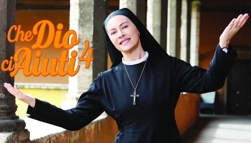 Che Dio ci aiuti 4 Elena Sofia Ricci Suor Angela