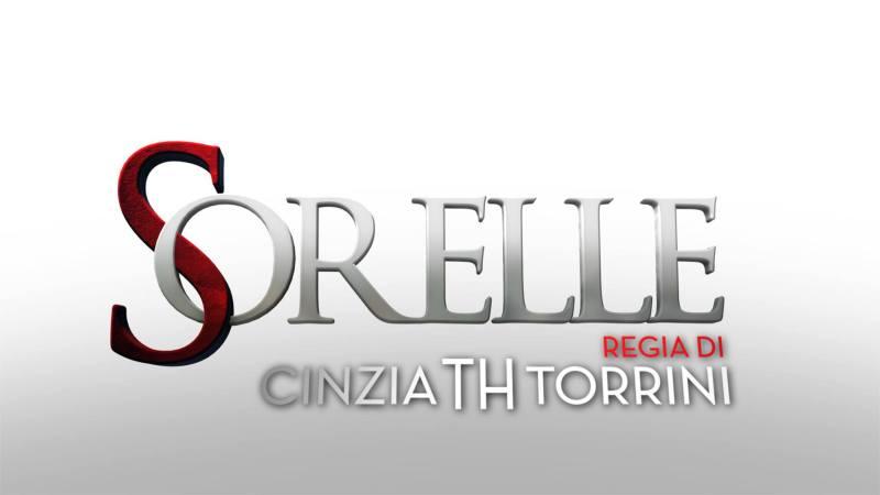 sorelle fiction logo ufficiale