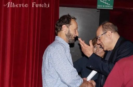 Carlo Verdone e Piero Villaggio