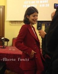 Alessandra Mastronardi RIFF