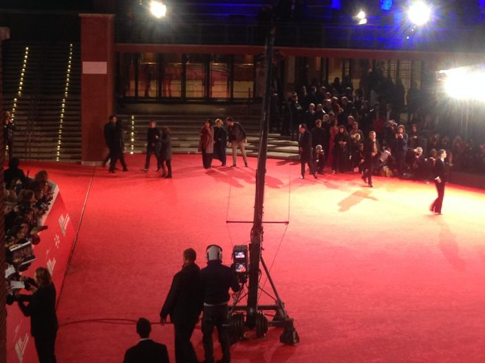 Red Carpet Roma Film Festival 2017