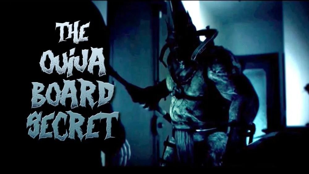 The Ouija Board Secret: l'horror italiano di Andrea Ricca